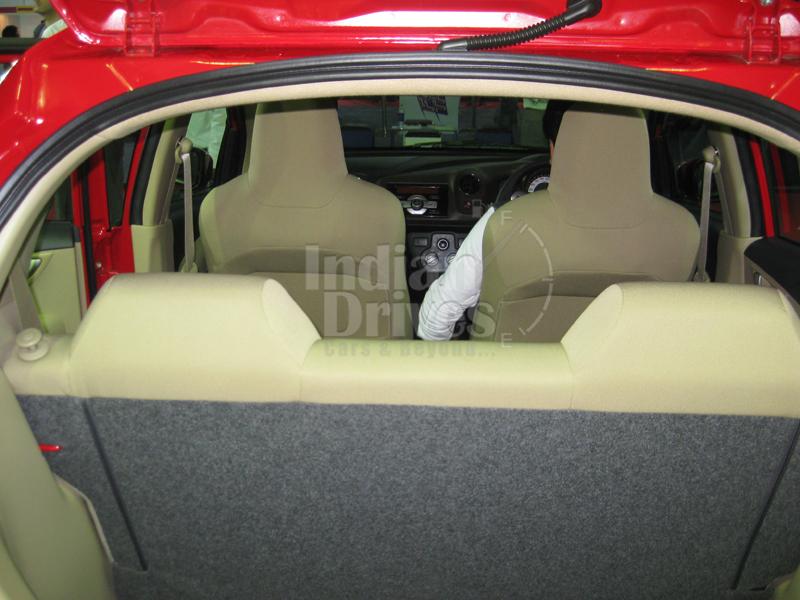 Honda Brio Automatic