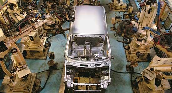 Hyundai Confronts Labour problem production suffers
