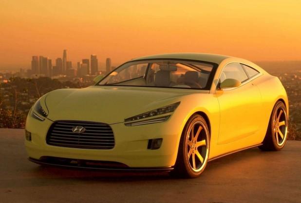 Hyundai HCD8 concept At a glance