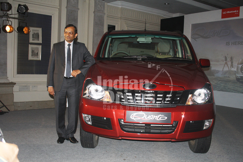 Mahindra & Mahindra's Quanto pockets 5000 bookings in three weeks