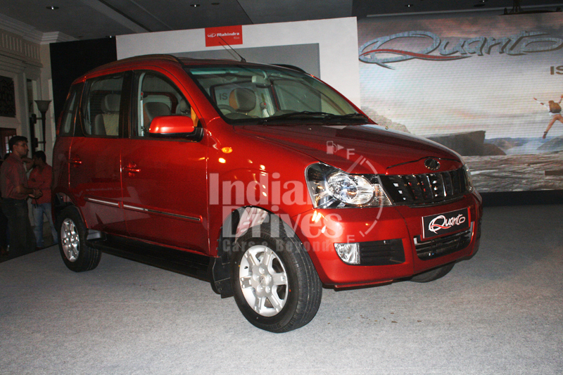 Mahindra automotive division attains its highest ever monthly sales at 48342 units in September 2012