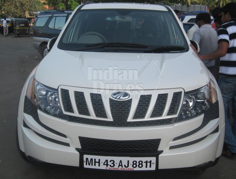Mahindra starts booking for all-wheel drive XUV500