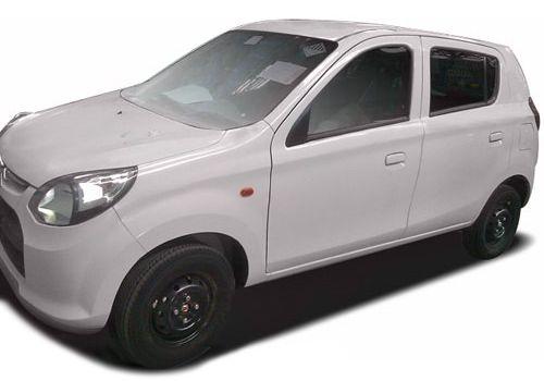 Maruti Alto 800 in India