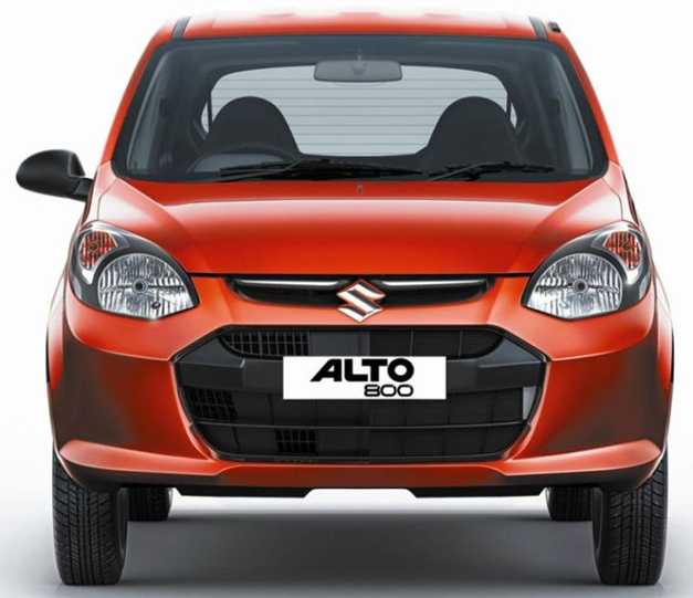 Maruti Suzuki Alto 800's official images are out