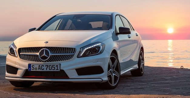 Mercedes-Benz A-Class The most successful launch in brand's history