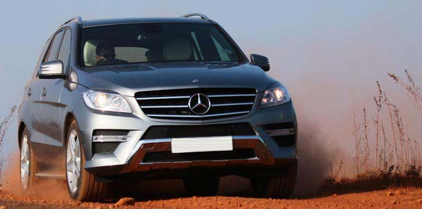 Mercedes- Benz ML 250 to get launched on October 10th
