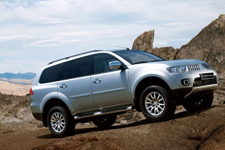 Mitsubishi Pajero Sport price cut by Rs 1.87 lakh