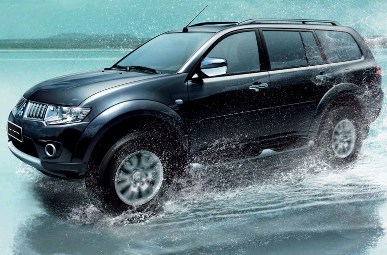 Mitsubishi cuts price of Pajero Sport by Rs.1.87 lakh