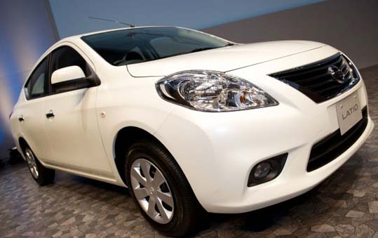 Nissan to Locally Fabricate Small Car for Indian market