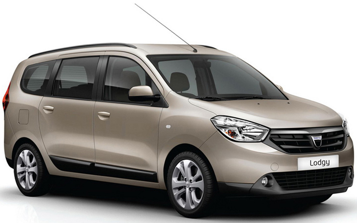 Renault may bring Lodgy multi-purpose vehicle to Indian market