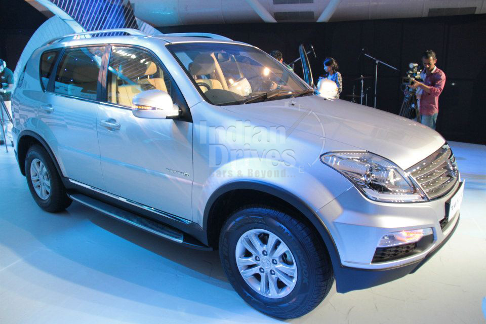 Ssangyong eyes India for its exports