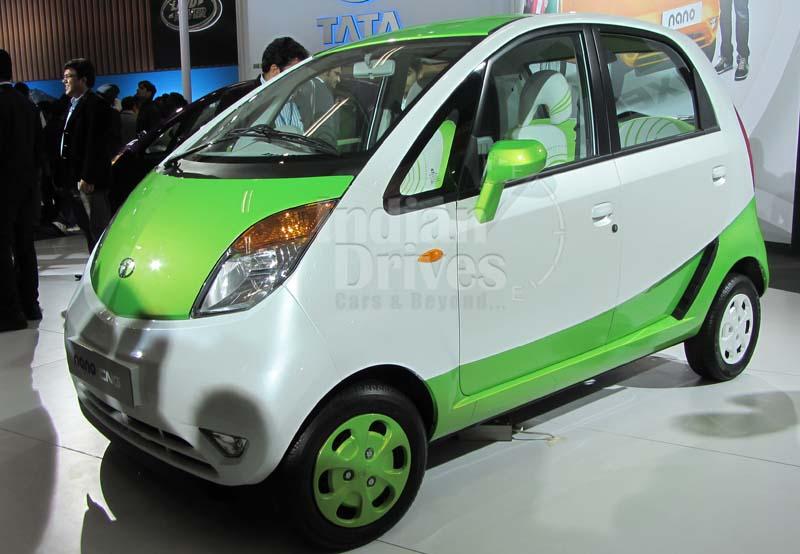 Tata Nano sales climb 23% in September