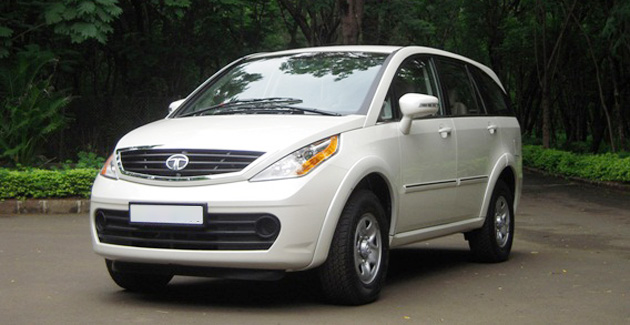Tata Aria LX, new Base Variant launched at Rs 9.95 lakh