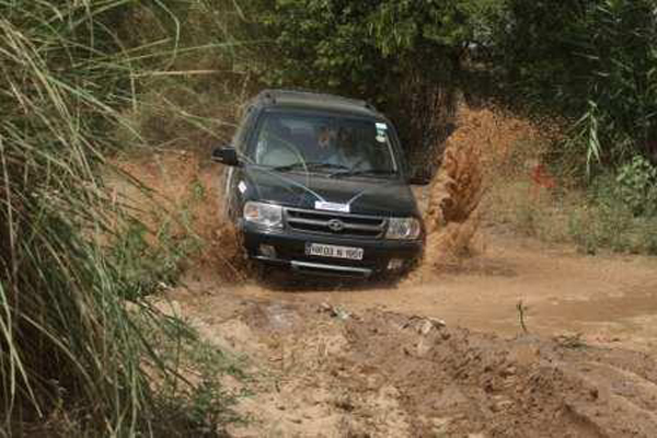 Tata Motors Full Throttle Trails soon in Lonavala