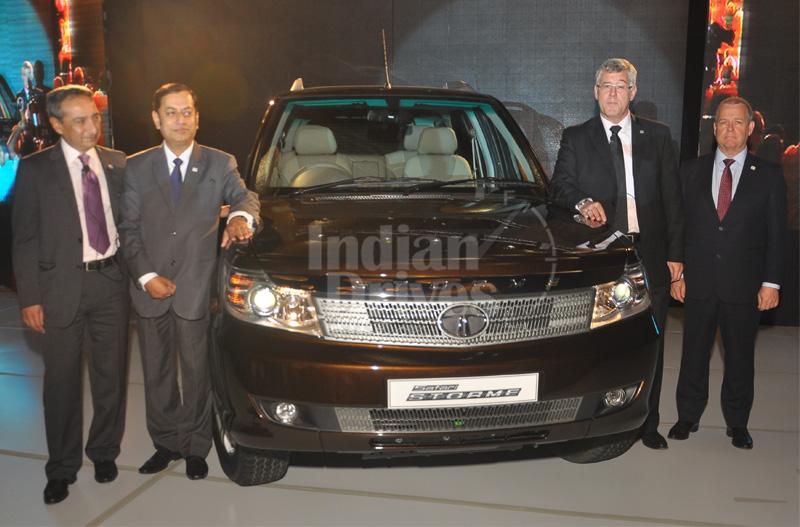 Tata Safari Storme SUV Launched Starting Rs.9.95 lacs