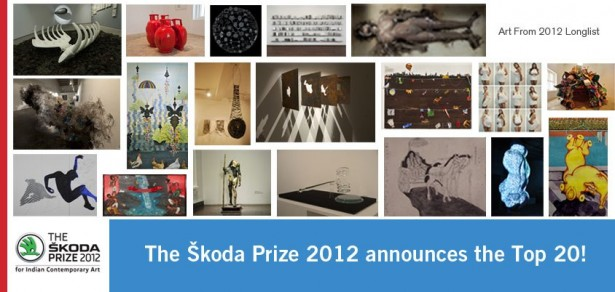 Top 20 artist list for 2012 announced by Skoda Prize
