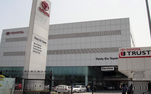 Toyota U Trust reveals three new outlets