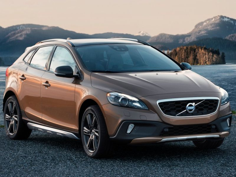 Volvo V40 Cross Country To Enter India By March 2013