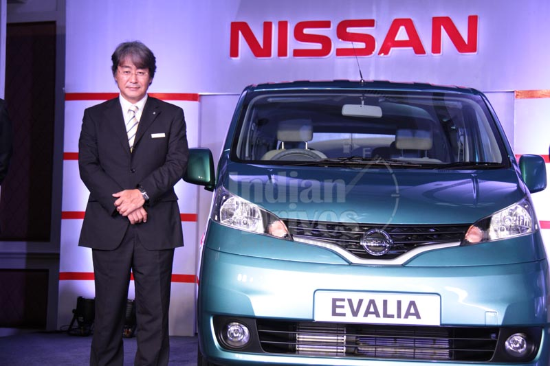 Nissan India September 2012 Sales Zooms by 64.24 %