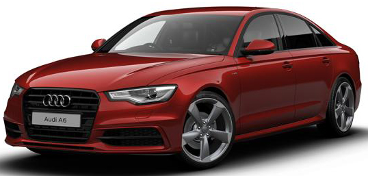 Audi A6, A6 Avant and Audi A7 Black Edition Models Announced