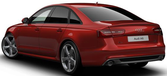 Audi A6, A6 Avant and Audi A7 Black Edition Models Announced