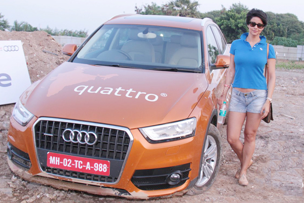 Audi India sells 850 vehicle units during Oct 2012