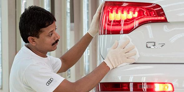Audi commences Q7 production in Indian market