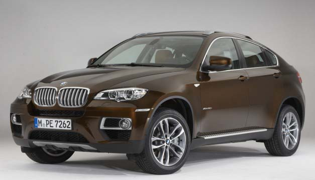 BMW X6 Facelift to be launched on November 26th