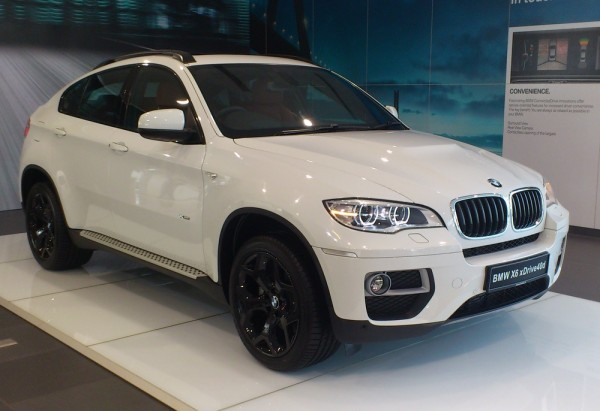 BMW X6 Launched in India at Rs.78.90 lacs