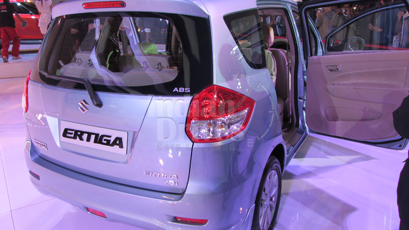 Ertiga's Effects Enables Maruti to Scale New Heights