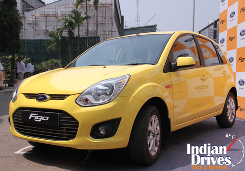 Facelift Ford Figo Enters Nepal & South Africa