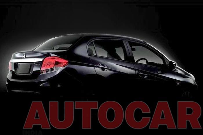 'Honda Amaze' is the new Brio-based saloon