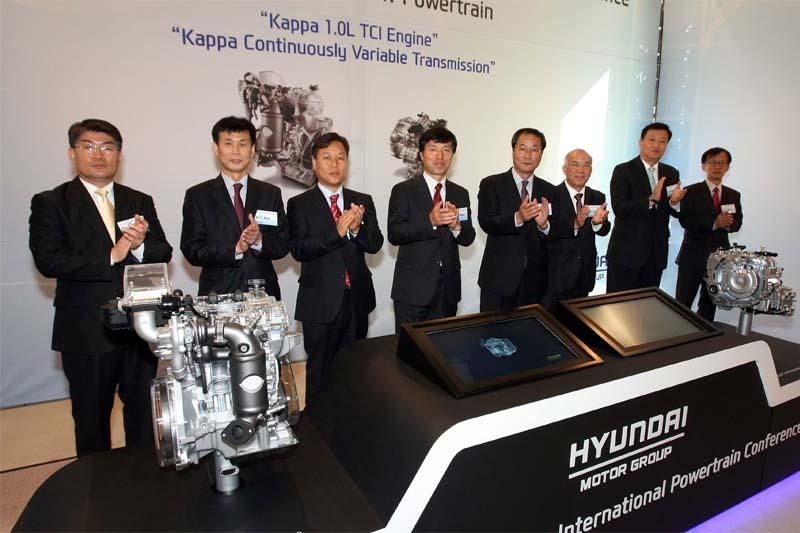 Hyundai ready to set up world-class flexible engine facility