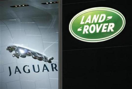 Jaguar Land Rover Registers 29% Increase in Sales