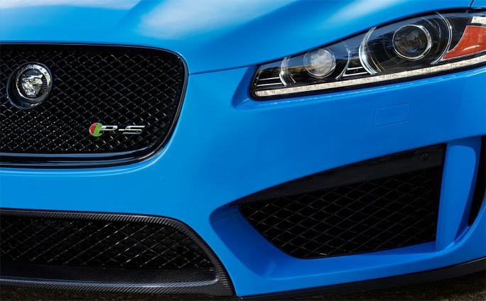 Jaguar XFR-S Making its World Debut at the LA Auto Show
