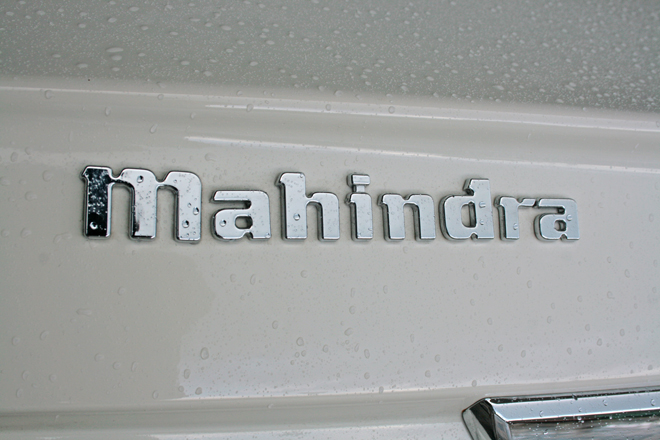 Mahindra's Automotive Section registers sales of 53438 units in Oct 2012