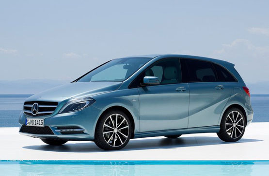Mercedes India all set to Assemble Diesel A & B Class in Indian market