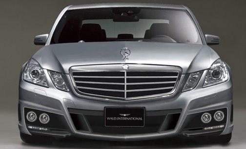 Mercedes reveals its first E-Class teaser