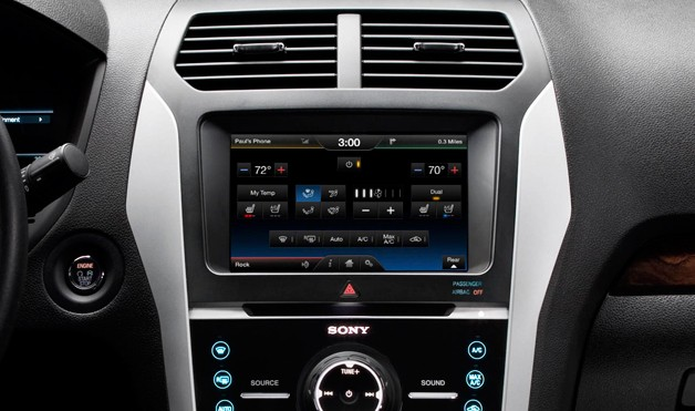 MyFord Touch augments 2014 Ford Fiesta
