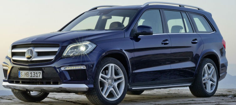 New Mercedes-Benz GL-Class SUV- Prices and Specifications out