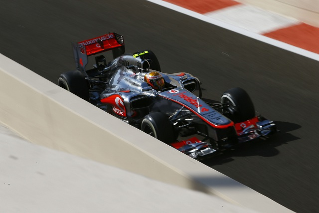 New Records Little Consolation for McLaren