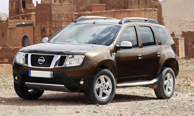 Nissan confirms Duster-based sport utility vehicle