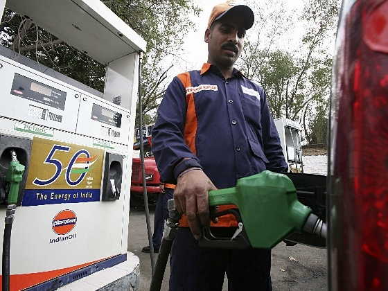 Petrol prices reduced by 95 paise