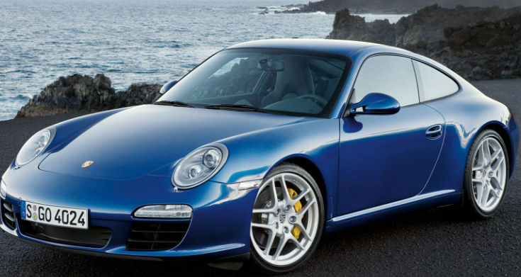 Porsche hits monthly delivery record in Indian market