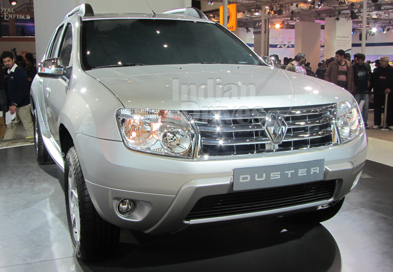 Renault Duster helps Renault gain highest ever sales figure in India for Oct