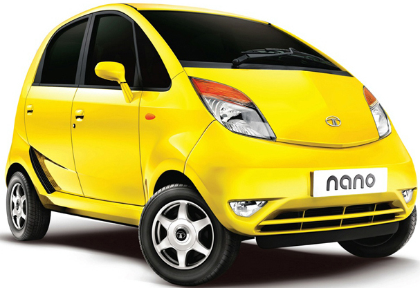 Tata Nano Diesel and CNG model likely to arrive by 2013