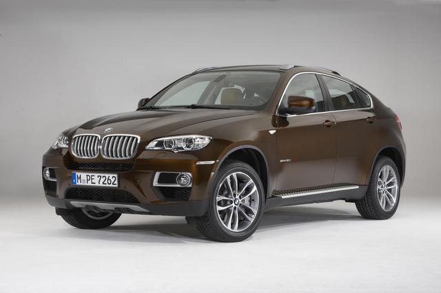 Updated BMW X6 to hit markets on November 22nd