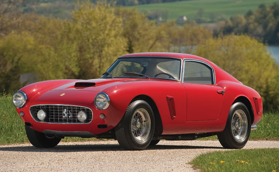 A 1960 Classic Ferrari might become world's most expensive cars