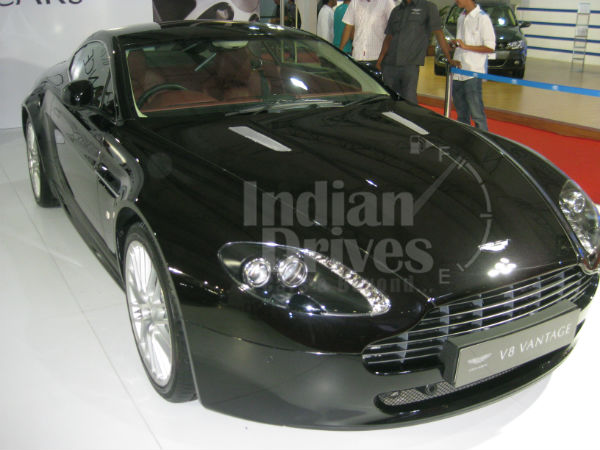 Aston Martin to join hands with AMG