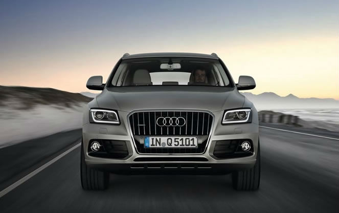 Audi Q5 facelift all set to Launch in February 2013